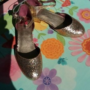 GB girls party shoes